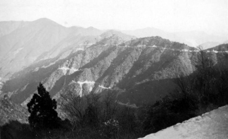 紀南線の車窓風景(2)